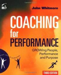 Book Review – Coaching for Performance