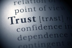 Why You Can't Be Trusted Unless You're Transparent